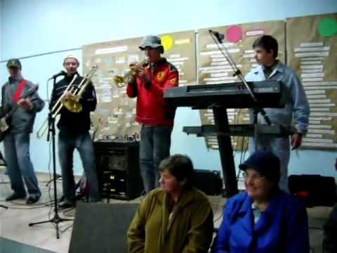PARAISO MUSICAL tocando bandinha na festa junina em tunapolis sc