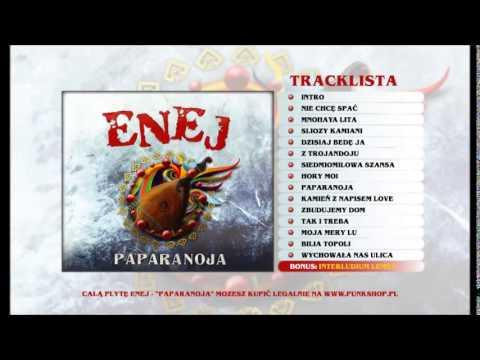 Tekst piosenki Enej - Interludium Lemko po polsku