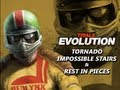Trials Evolution: Tornado - Impossible Stairs - R.I.P.