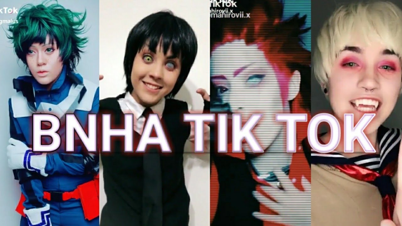 My Hero Academia | Musical.ly| [TIK TOK] #6