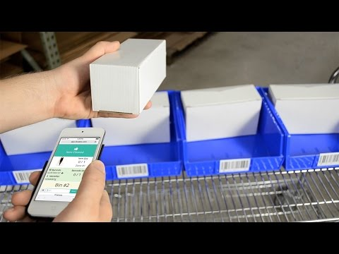Batch order fulfillment with SKULabs