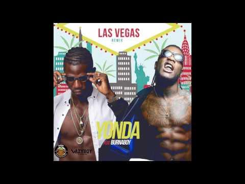 Yonda feat. Burna Boy - Las Vegas (Official Audio)