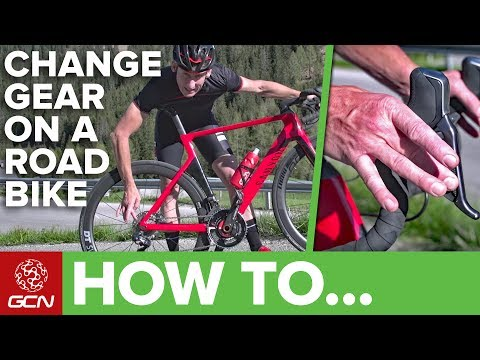 How & When To Change Gear On A Road Bike   GCN's Pro Tips