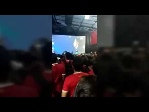 Liverpool Vs Real Madrid UEFA Champions League Final Screening - DelhiKOP