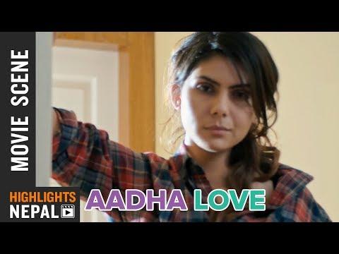(New Nepali Movie AADHA LOVE Scene | Rojisha Shahi - Duration: 3 minutes, 1 second.)