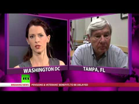 government - Abby Martin Breaks the Set on Gov Shutdown Sham, Exxon Polluting Arkansas with Toxic Sludge, Charity Pyramid Schemes, and Senator Bob Graham on 9/11 Saudi Co...