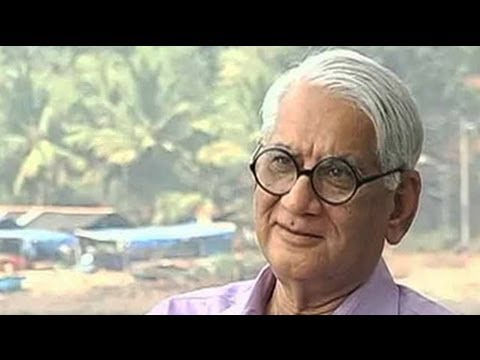 aired - Distinguished architect and town planner Charles Correa on why Goa is special, the importance of listening to what a site has to say, when not to play tricks...