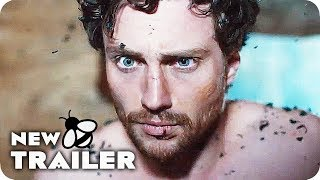 A MILLION LITTLE PIECES Trailer (2019) Aaron Taylor Johnson, Charlie Hunnam by New Trailers Buzz
