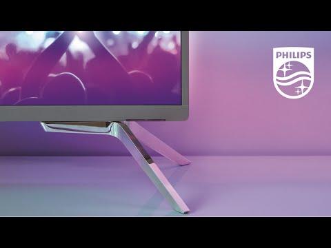 Видео Телевизор LED Philips 55PUS7181