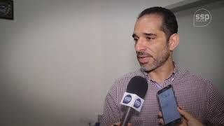 Polícia Civil prende ex-presidiário acusado de roubos a estabelecimentos comerciais