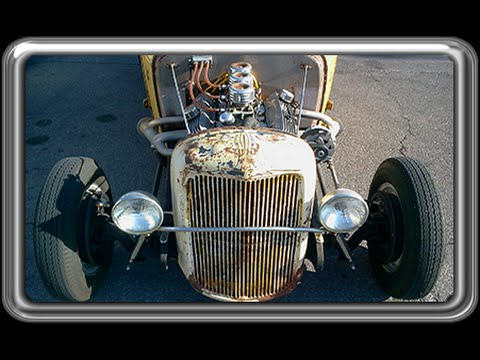 Viva Las Vegas Rockabilly Weekend Car Show (2014) part 1