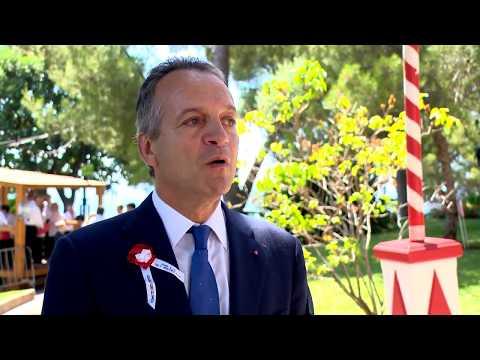 Monaco celebrates Saint Roman