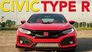 Video 2017 Honda Civic Type R Review MP3, 3GP, MP4, WEBM, AVI, FLV Februari 2018