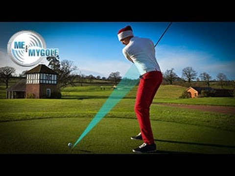 GOLF SWING PLANE AND PURE CONTACT