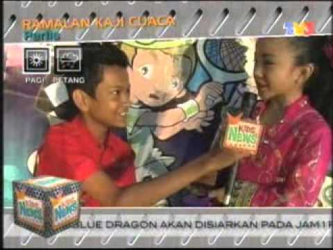 Kids News, TV3, 10-May-2010
