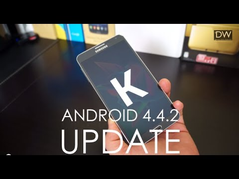 Samsung Galaxy Note 3 KitKat 4.4.2 Official Update: Whats New?
