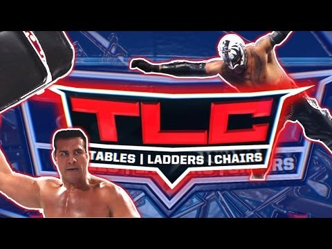 WWE TLC: Tables  Ladders and Chairs - This Sunday! 13 December 2013 05 AM