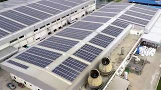 YEO SOLAR Transforms Industrial Roofs Into Sustainable Power Plants
