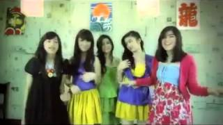 BLINK - Sendiri Lagi ( Music Video ) - Girl Band Indonesia -