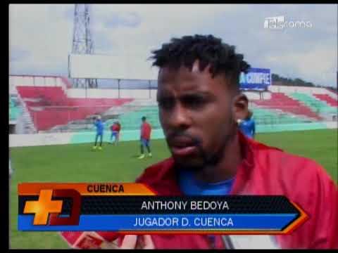 Deportivo Cuenca retomó entrenamientos luego de la derrota con Aucas