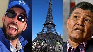 Trompo Loco le responde al alcalde por la Torre Eiffel