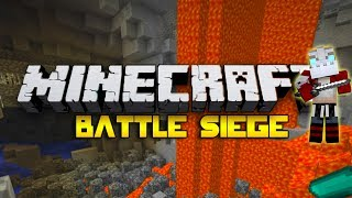 Battle Siege THE CAVE OF DOOM! w/Nooch, Woofless&SSundee! (Minecraft Mini-Game)