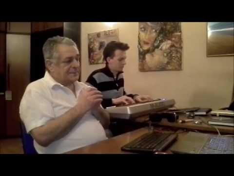 Иоганн Себастьян Бах, Хасай Алиев, Артем Борисов. Синхронизация для включения внимания
