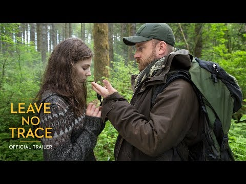 LEAVE NO TRACE   Official Trailer