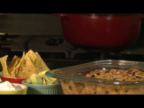 Chicken Recipes – How to Make Chicken and Rice Casserole