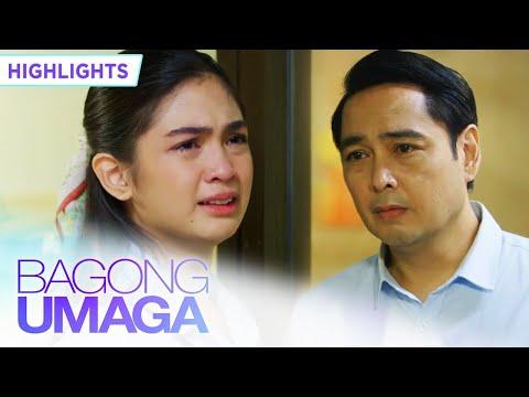 Ian, tinanong si tisay kung paano sila nito titingnan bilang pamilya | Bagong Umaga