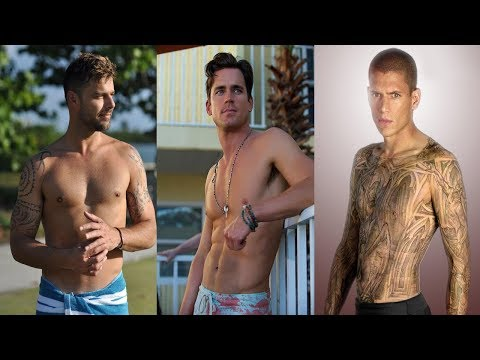Top 20 Hottest Openly Gay Male Celebrities 2018