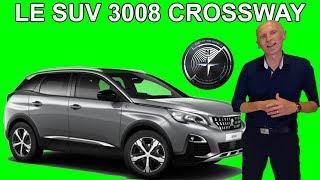 Dans cette vidéo Richard vous présente le tout nouveau né de la famille 3008 le SUV Crossway ! Rendez-vous sur https://www.berbiguier.fr