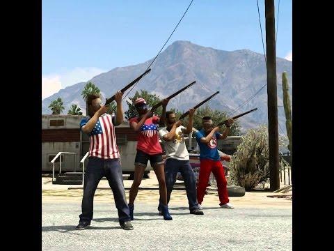 Grand Theft Auto Online: День независимости - мушкет