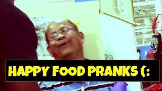 Making People Happy With Pranks | TreyPrankz