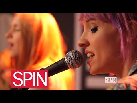 "Eisley, ""Mr. Moon"" (live)"