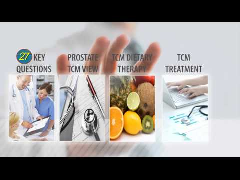 Video of TCM Prostate Cure