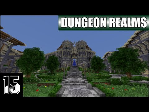 Minecraft: Dungeon Realms - Episode 15 - This Fool Wants to Kill Me