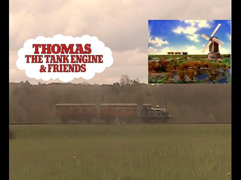 REAL LIFE Thomas The Tank Engine Intro