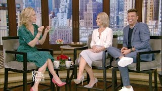 Ali Wentworth Gets Woken up by George Stephanopoulos' Morning Ritual