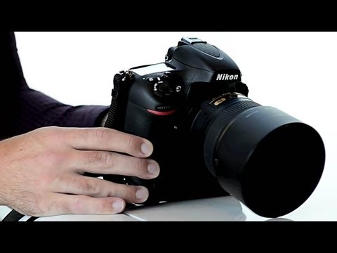 how to use nikon d800 youtube