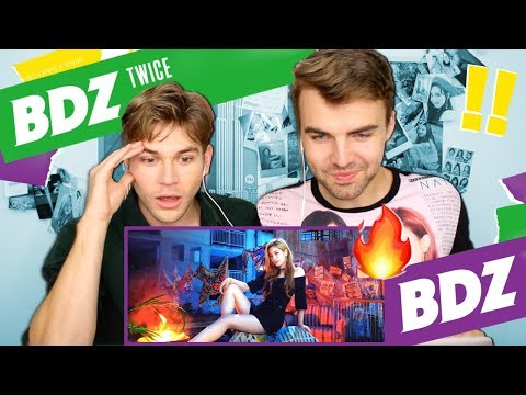 TWICE「BDZ」REACTION!!! (THIS IS SO HOT???)