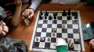 Türkiye Satranç Şampiyonu GM Dragan Solak Gösteri Maçı - osman çakır