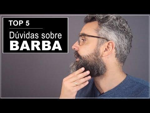 5 dúvidas mais frequentes sobre barba  Cuidados pessoais