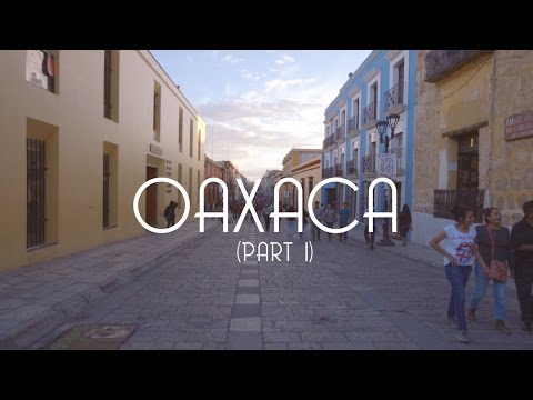 Oaxaca: Dia de Los Muertos 2016 (part 1)