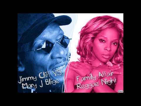 Mary J Blige Family Affair Reggae Night REMIX