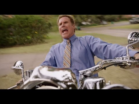 Daddy's Home (Clip 'Motorcycle')