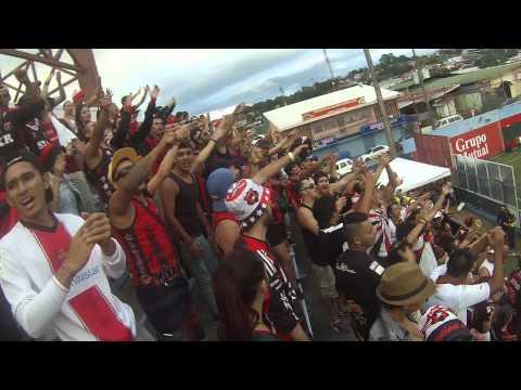 LDA 2 - 1 AS Puma || Jamás Podrás Tener La Hinchada - La 12 - Alajuelense