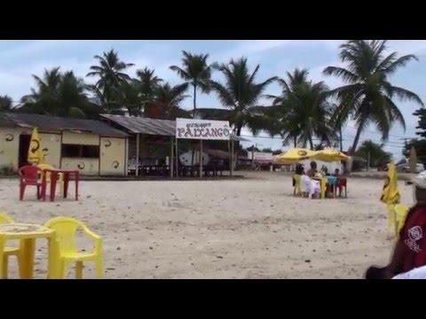 TRANSFORMAÇÃO radical na Praia de Ponta de Areia em Itaparica