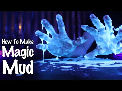 Magic Mud From Potatoes!!