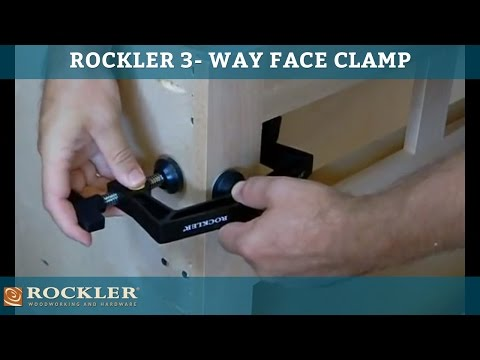 3-Way Face Clamp